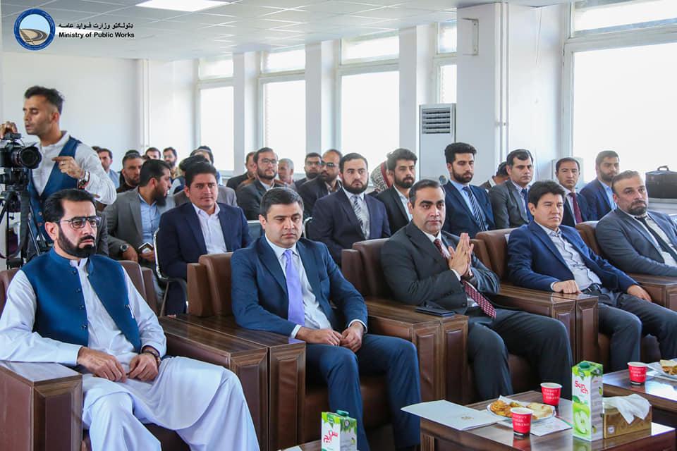 سرپرست و نامزد وزیر وزارت فوایدعامه معرفی گردید