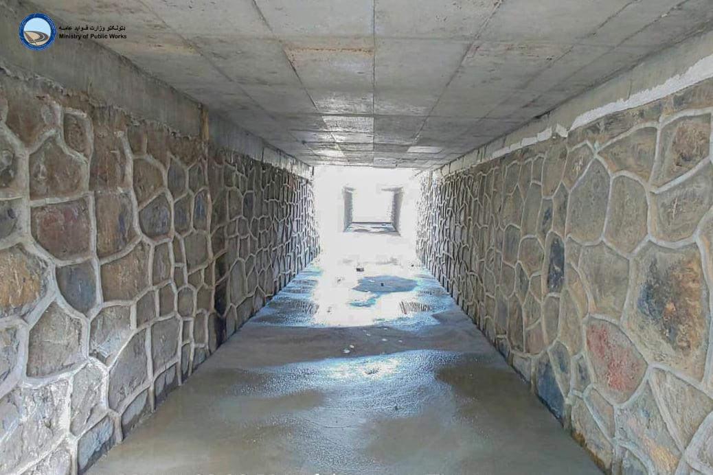 کار ساختمان لین دوم سرک کندهار- سپین بولدک عنقریب تکمیل و به بهره برداری سپرده می شود
